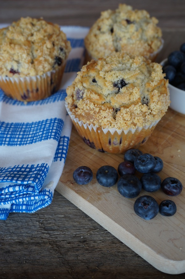 Bluberry Muffins copy