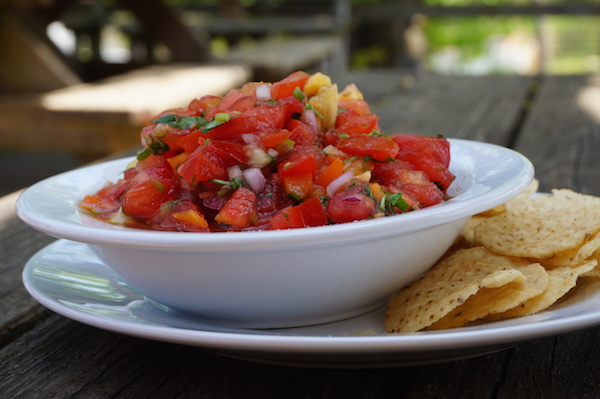 Pineapple Salsa smaller