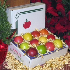 Ship Apples to Out of State Friends & Family!