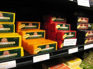 September Farm Cheese - Photo by Sean Talbot