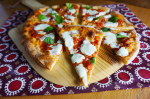 26. Bruschetta-Pizza