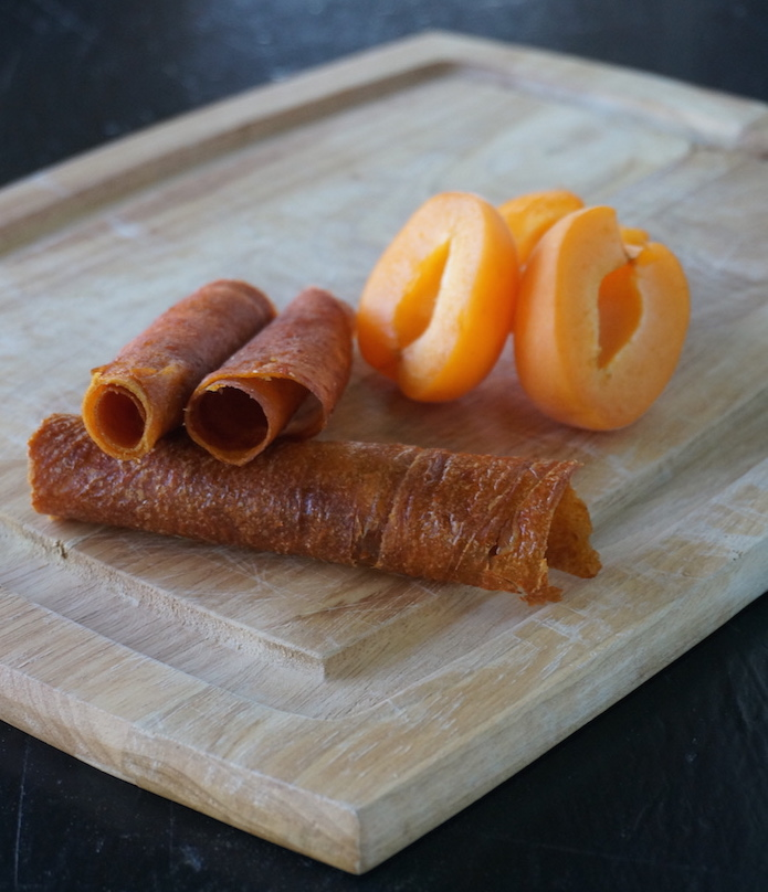 Apricot-Fruit-Leather