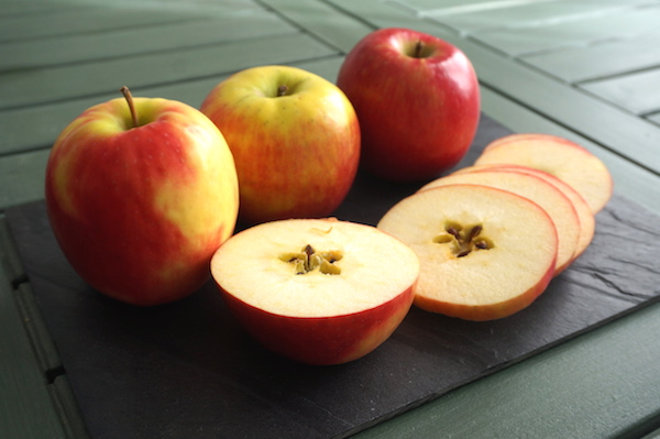 Apples for drying