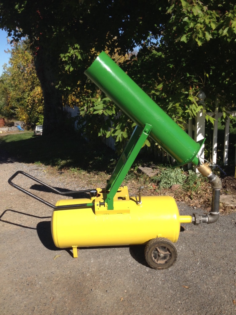 Candy cannon