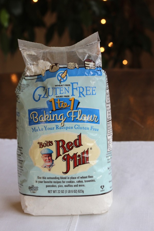 Gluten-Free Ginger Spice Cake