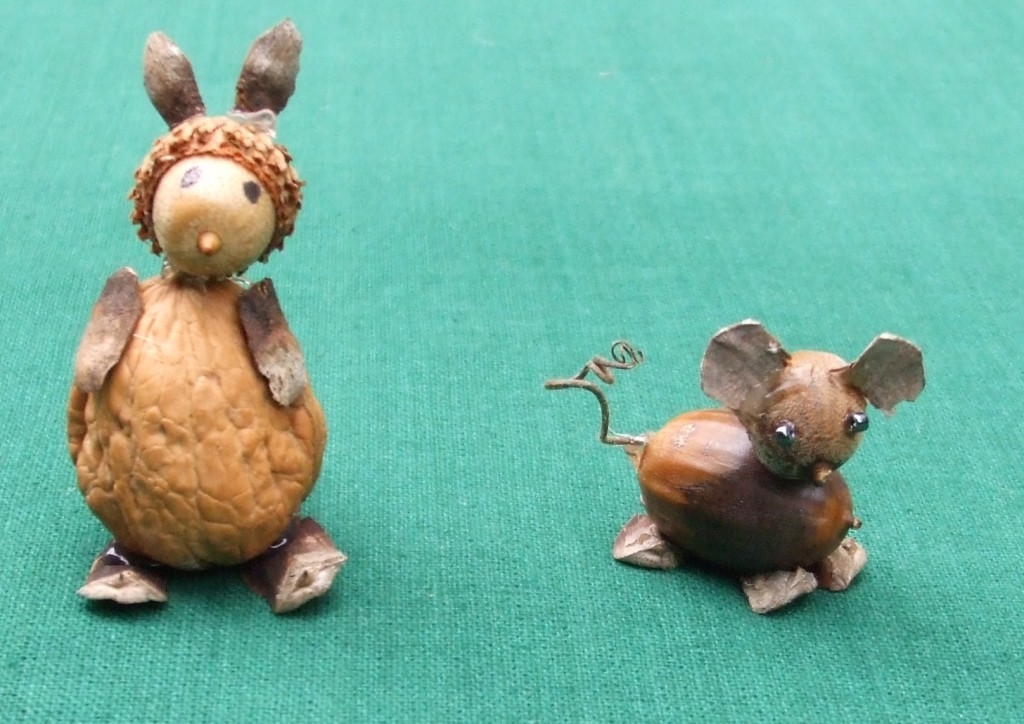 Rabit and Mouse