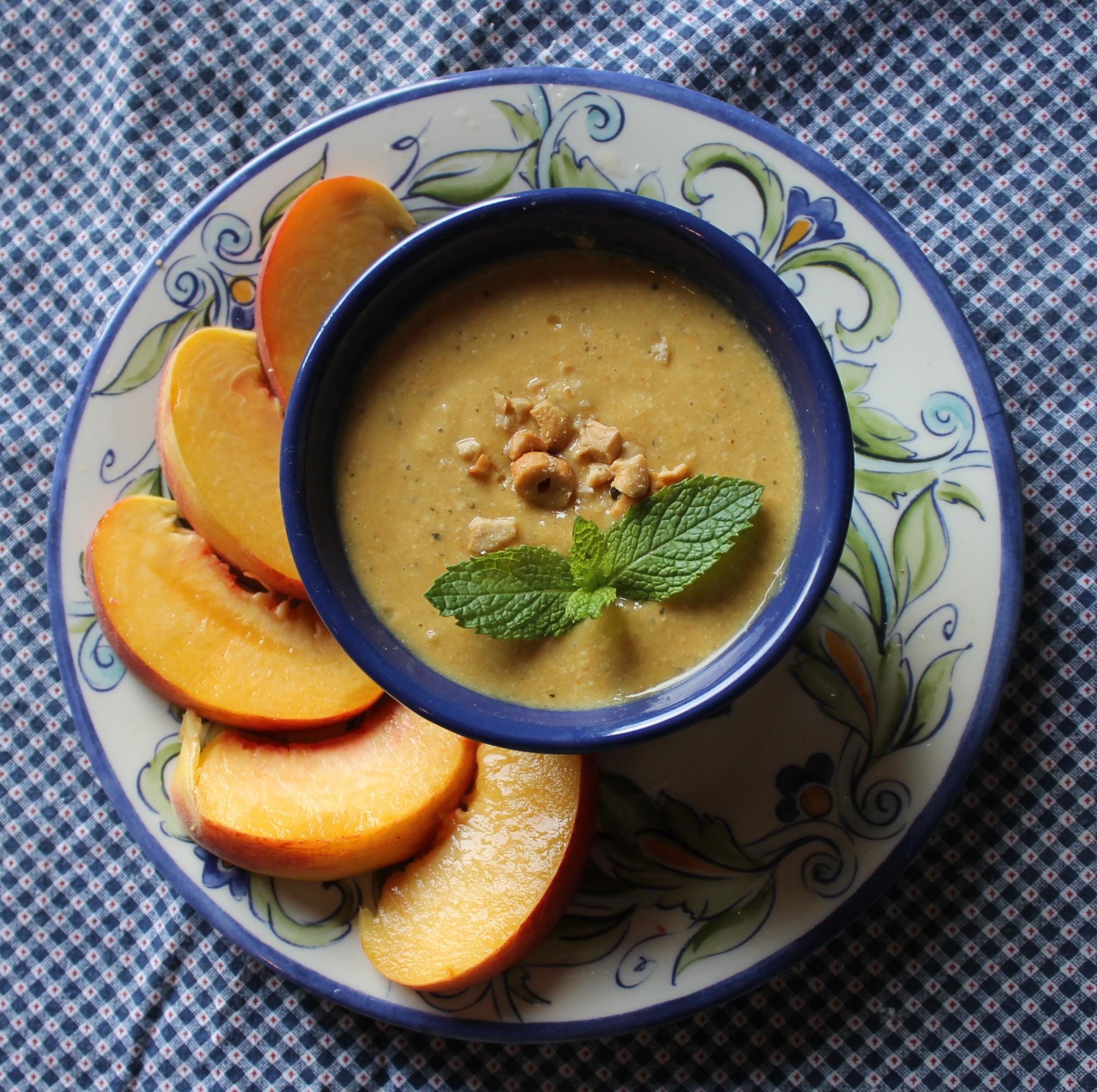 Brandon Hertzler's Cold Soup Recipes