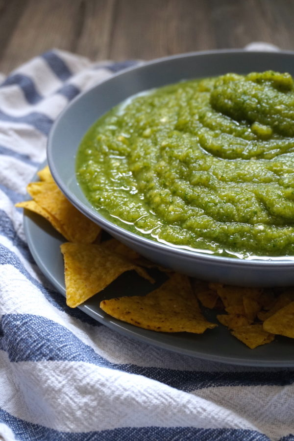 Salsa verde is our customers' all-time favorite recipe