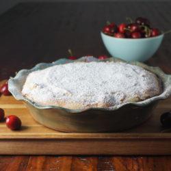Cherry Crostada