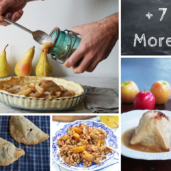 7 Pear and apple recipes