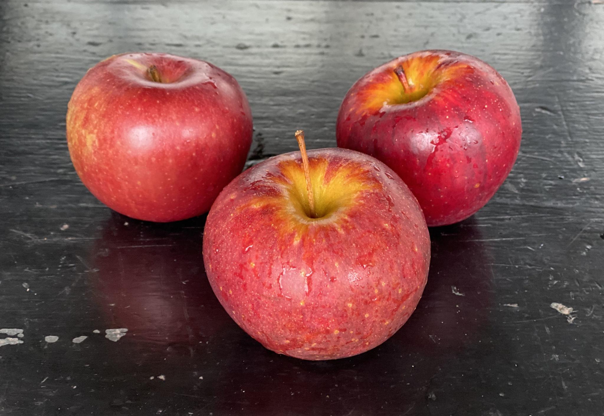 Stayman apples