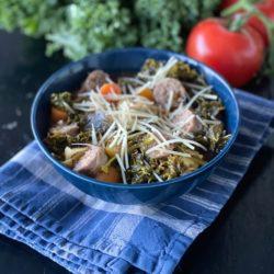 Sausage-Kale-Soup